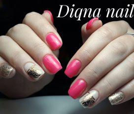 Diqna nails
