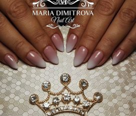 Maria Dimitrova Professional Nail Artist