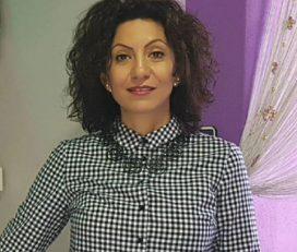 Милена Радева – Козметик