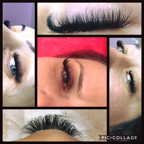 Miracle Lashes and Brow Henna