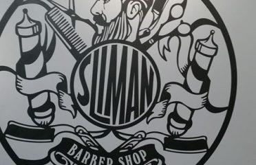 Sliman manhairstyle