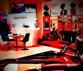 AMA Blow Dry Bar by MinkoPetrov