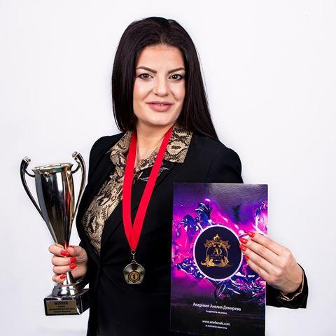 Анелия Демирева – Център за ноктопластика и обучение