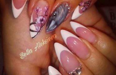 Beauty of nails from Bella Aleksieva