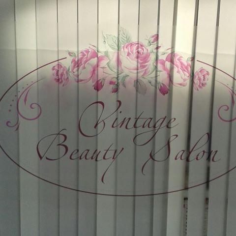 Beauty Salon Vintage