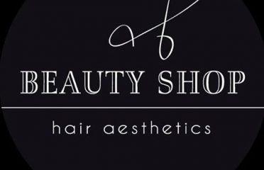 Beauty Shop Hair Aesthetics