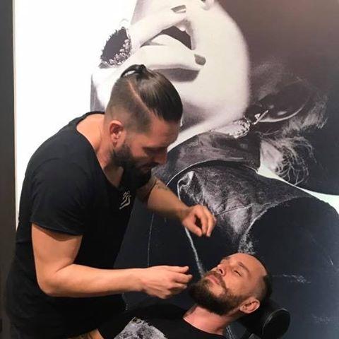 Bedroom Beauty Studio Hairdresser & Makeup Concept