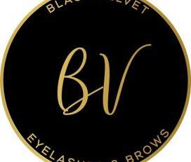 Black Velvet Eyelashes & Brows