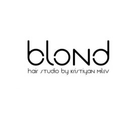 BLOND by Kristiyan Milev