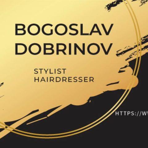 Bogoslav Dobrinov HairStylist