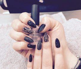DarySavova nail art