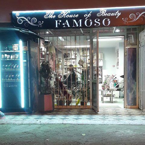 Фризьорски салон Famoso