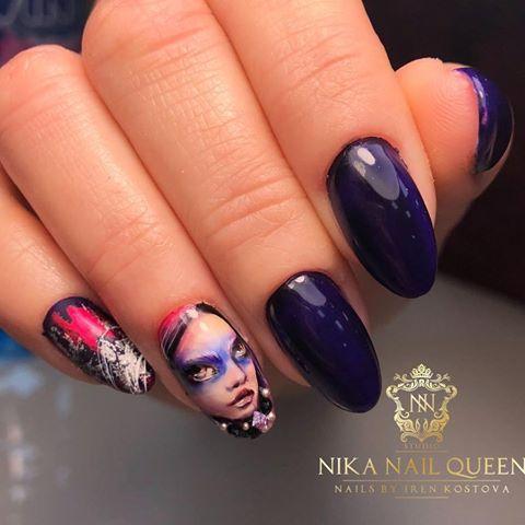 Iren's Nail Art – Studio Nika Nail Queen