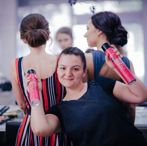 Калина Костова – Hairdresser