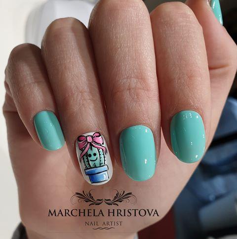 Marchela Hristova Nail Artist