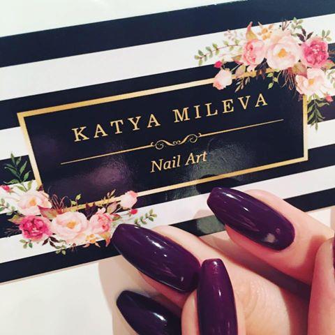 Nail Art by Katya Mileva
