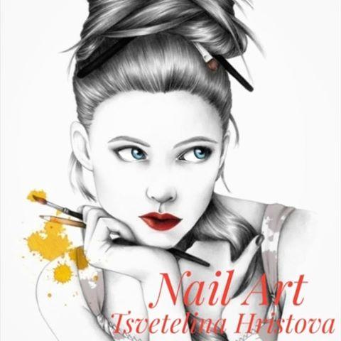 Nail Art Tsvetelina Hristova