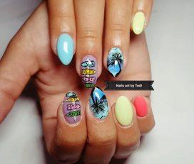 Nails art by Tedi