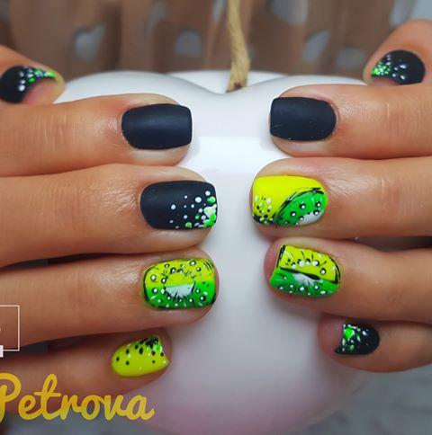 Nails by M. Petrova