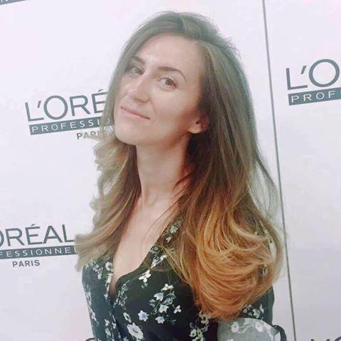 Nataliya Miteva Hairdresser