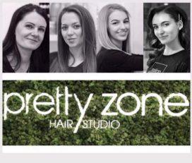 Pretty zone hair studio