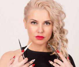 Професионален фризьор и колорист Анастасия Самоходова