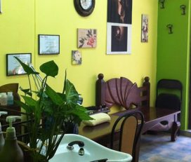 Салон за красота Брилянтин-Юлиана и София