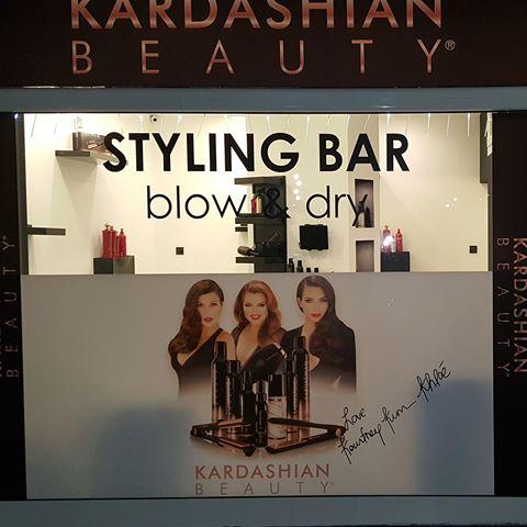 Styling Bar