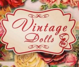 Vintage Dolls -Nail Art Studio
